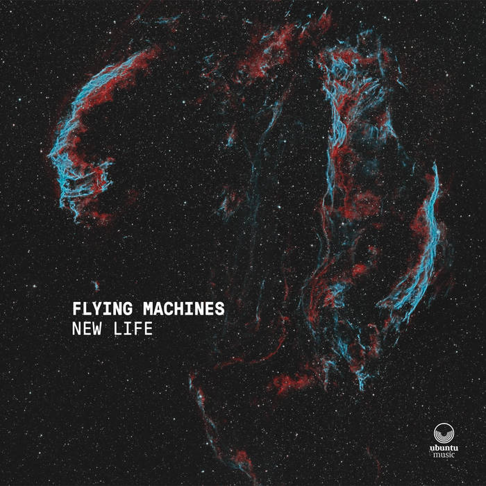 FLYING MACHINES - New Life cover
