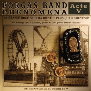 FORGAS BAND PHENOMENA - Acte V cover