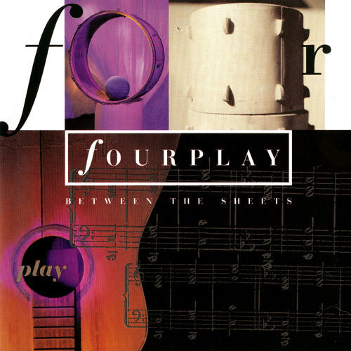 FOURPLAY - Between the Sheets cover