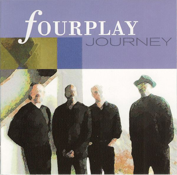 FOURPLAY - Journey cover