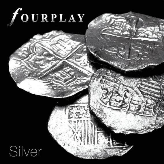 FOURPLAY - Silver cover