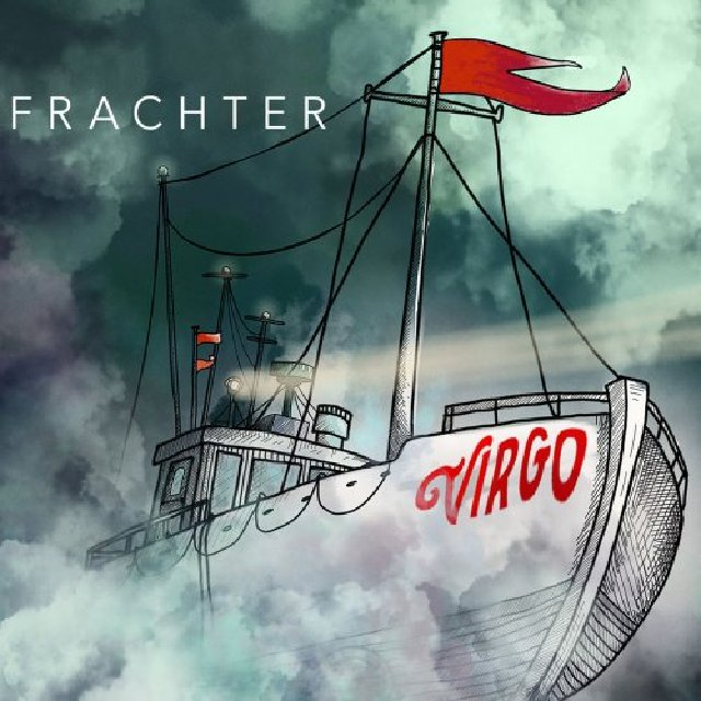 FRACHTER - Virgo cover
