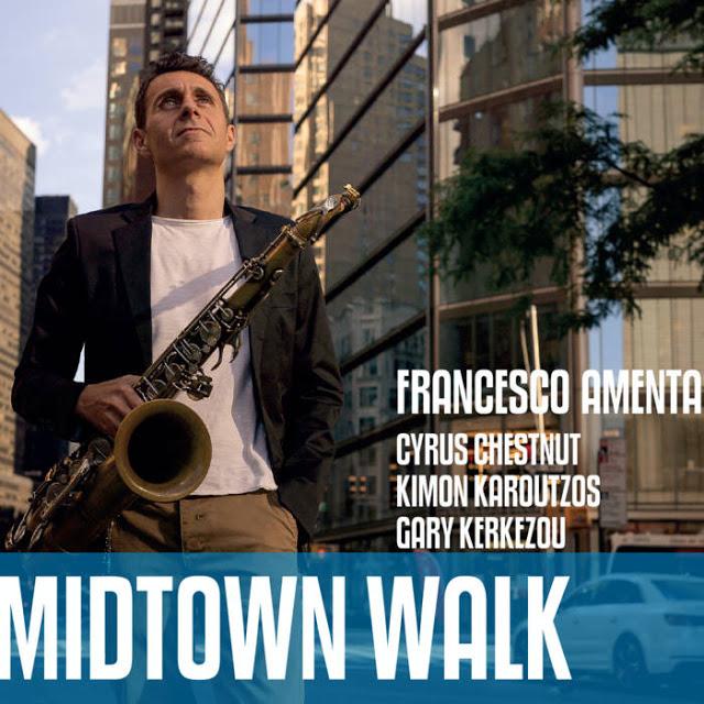 FRANCESCO V. AMENTA - Midtown Walk cover