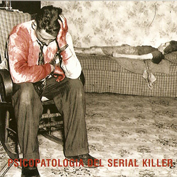 FRANCESCO CUSA - Skrunch : Psicopatologia del serial killer cover