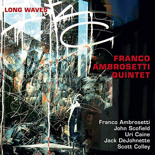 FRANCO AMBROSETTI - Long Waves cover