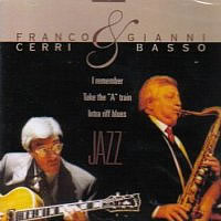 FRANCO CERRI - Franco Cerri and Gianni Basso Jazz (aka Take the A Train) cover