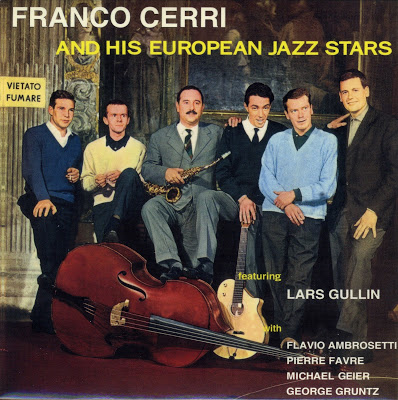 FRANCO CERRI - Franco Cerri & His European All Stars cover