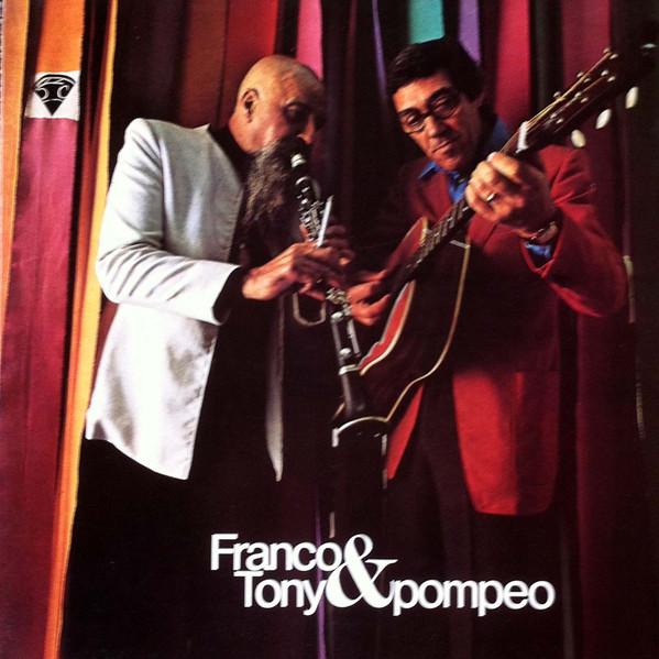 FRANCO CERRI - Franco Tony & Pompeo cover