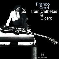 FRANCO CERRI - From Cathetus to Cicero cover