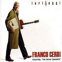 FRANCO CERRI - Ieri & Oggi cover