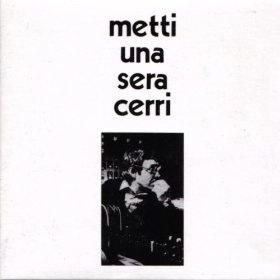FRANCO CERRI - Metti Una Sera Cerri cover