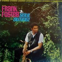 FRANK FOSTER - Soul Outing! cover