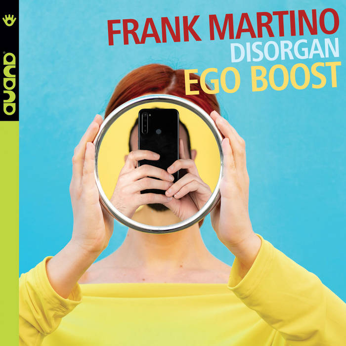 FRANK MARTINO - Ego Boost cover