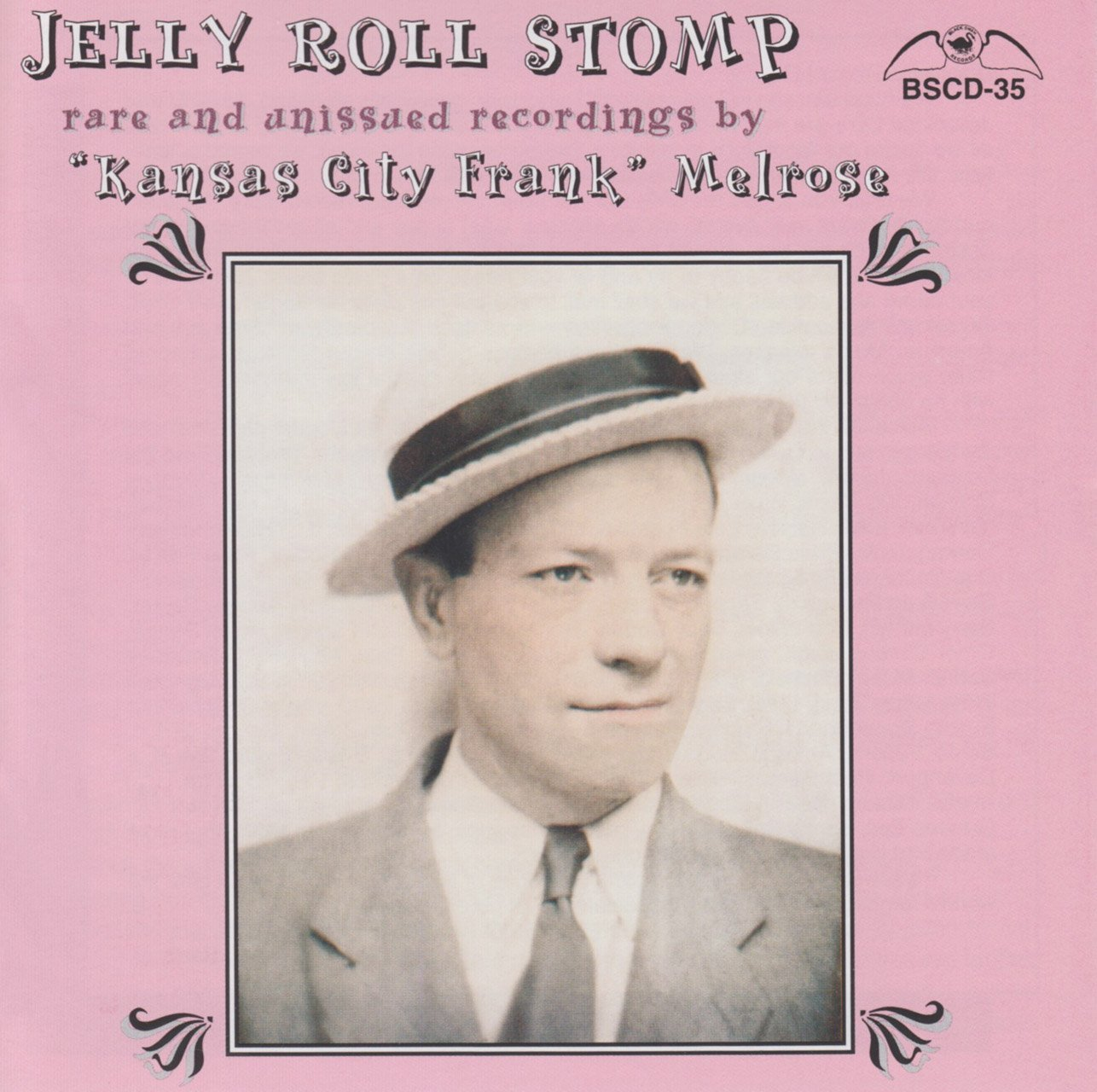 FRANK MELROSE - Jelly Roll Stomp cover
