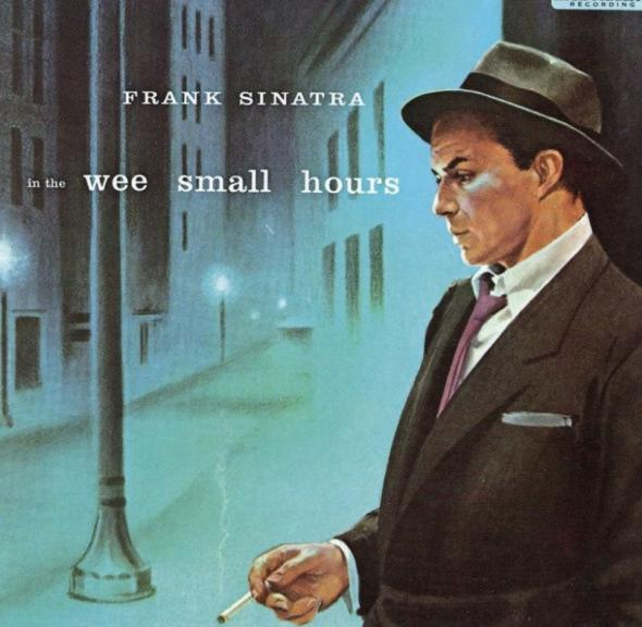 FRANK SINATRA - In the Wee Small Hours cover