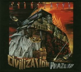 FRANK ZAPPA - Civilization Phaze III cover