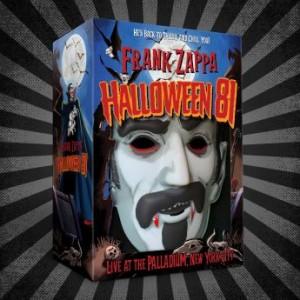FRANK ZAPPA - Halloween 81 cover