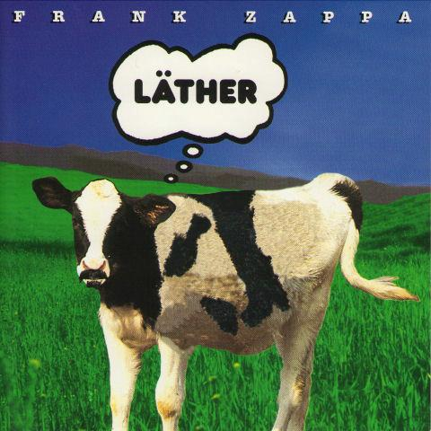 FRANK ZAPPA - Läther cover