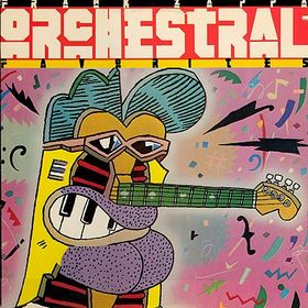 FRANK ZAPPA - Orchestral Favorites cover