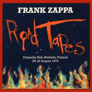 FRANK ZAPPA - Road Tapes Venue # 2 cover