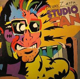 FRANK ZAPPA - Studio Tan cover