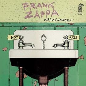 FRANK ZAPPA - Waka/Jawaka cover