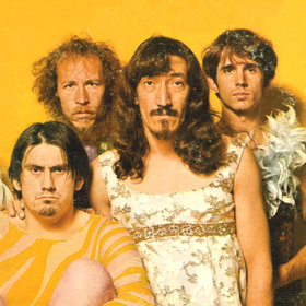 FRANK ZAPPA - We're Only in It for the Money (The Mothers Of Invention) cover