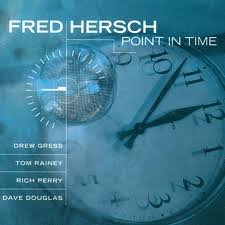 FRED HERSCH - Point In Time cover