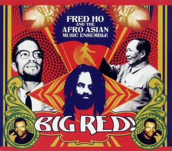 FRED HO (HOUN) - Big Red! cover