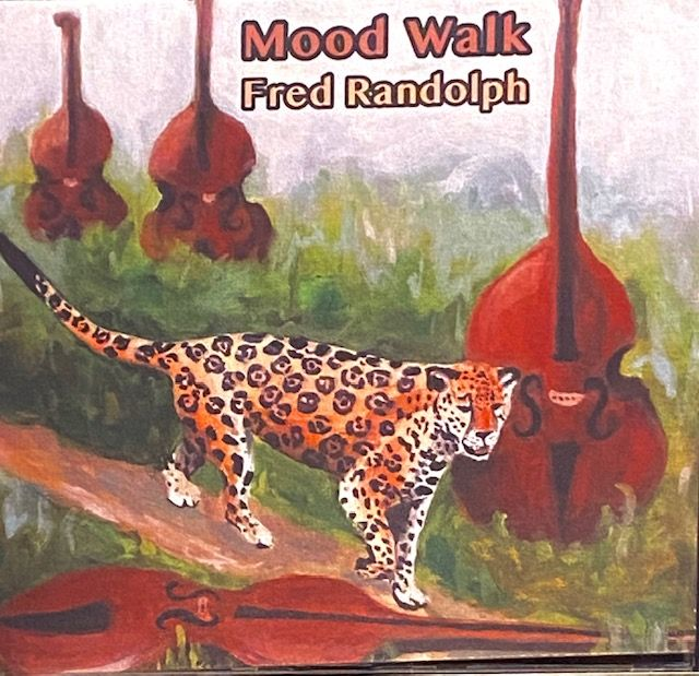 FRED RANDOLPH - Mood Walk cover
