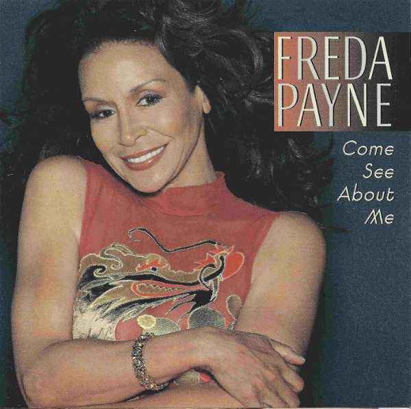 FREDA PAYNE - Come See About Me cover