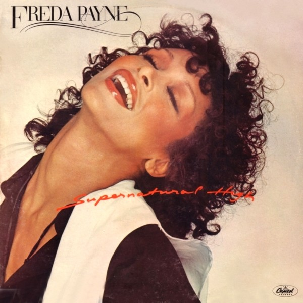 FREDA PAYNE - Supernatural High cover
