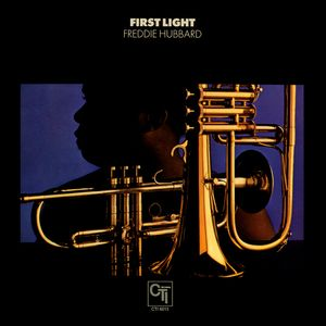 FREDDIE HUBBARD - First Light cover