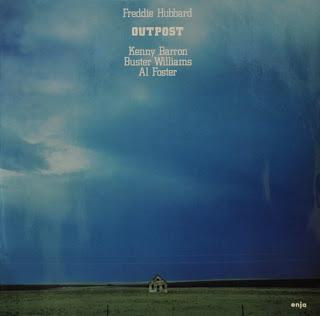 FREDDIE HUBBARD - Outpost (aka Freddie Hubbard -Amiga Jazz) cover