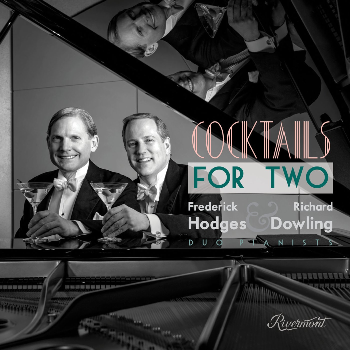 FREDERICK HODGES - Frederick Hodges and Richard Dowling : Cocktails For Two cover