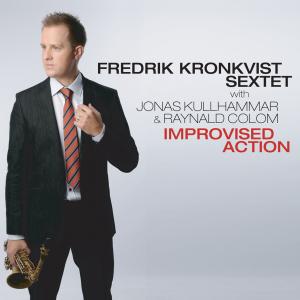 FREDRIK KRONKVIST - Improvised Action cover