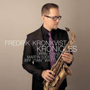 FREDRIK KRONKVIST - Kronicles cover