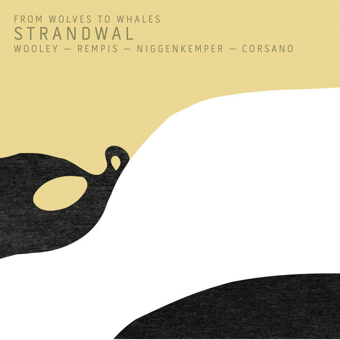 FROM WOLVES TO WHALES (WOOLEY/REMPIS/NIGGENKEMPER/CORSANO) - Strandwal cover