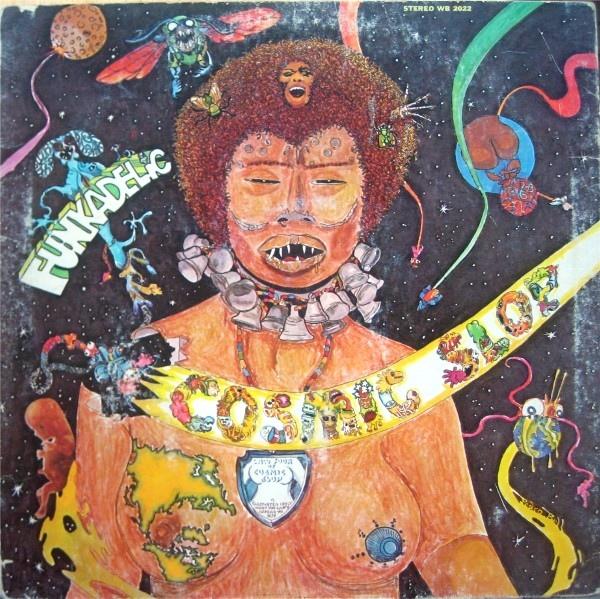 FUNKADELIC - Cosmic Slop cover