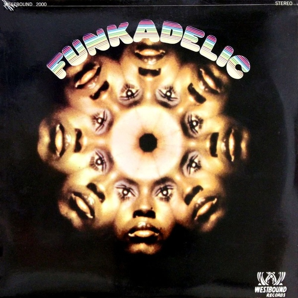 FUNKADELIC - Funkadelic cover