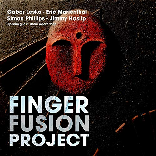 GABOR LESKO - FingerFusion Project cover