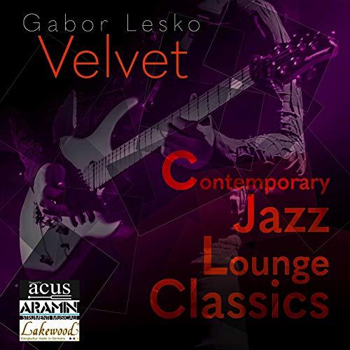 GABOR LESKO - Velvet cover