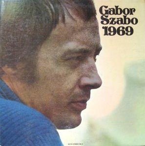 GABOR SZABO - 1969 cover