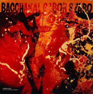 GABOR SZABO - Bacchanal cover