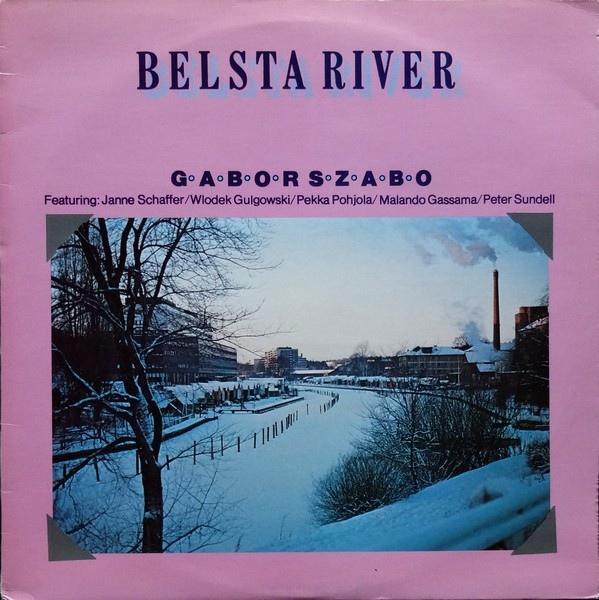 GABOR SZABO - Belsta River cover
