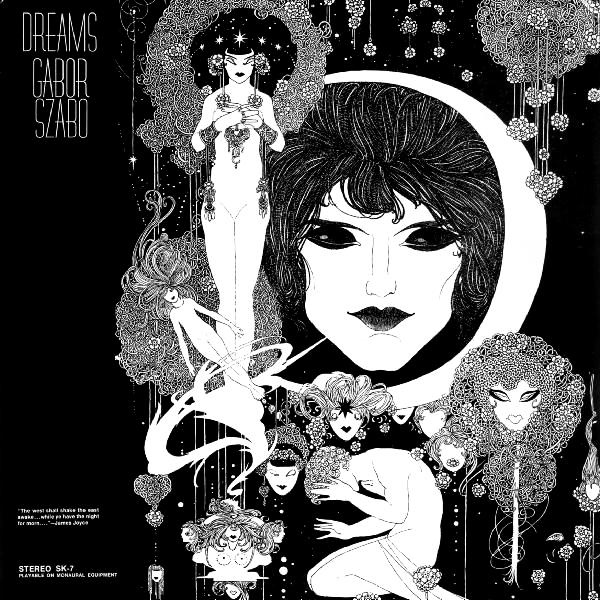 GABOR SZABO - Dreams cover