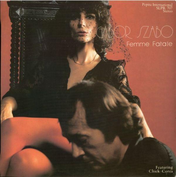 GABOR SZABO - Femme Fatale cover