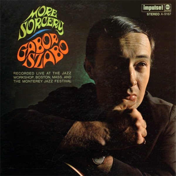GABOR SZABO - More Sorcery cover