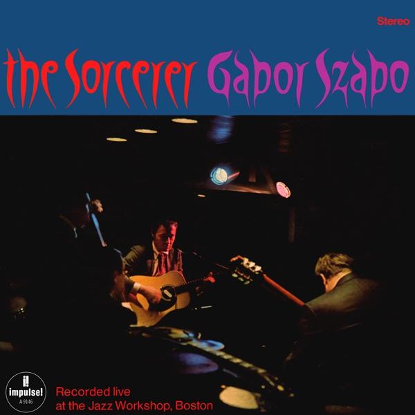 GABOR SZABO - The Sorcerer cover
