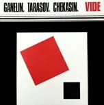 GANELIN TRIO/SLAVA GANELIN - VIDE cover